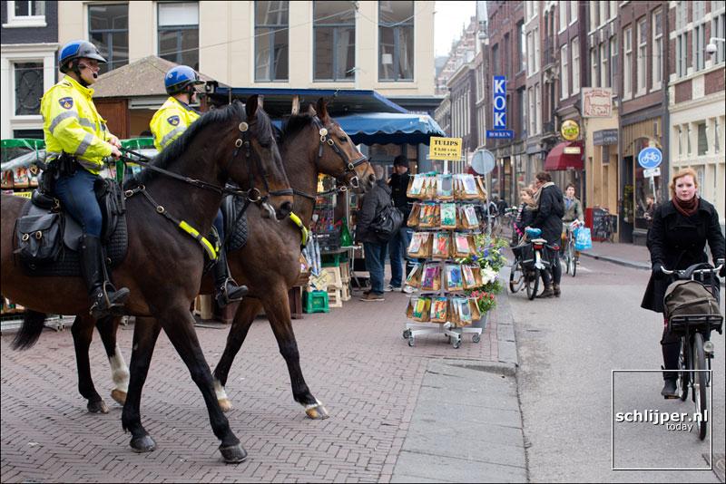 Nederland, Amsterdam, 10 april 2013