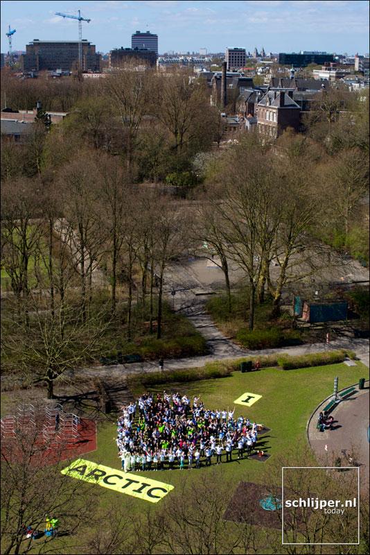 Amsterdam, 20 april 2013