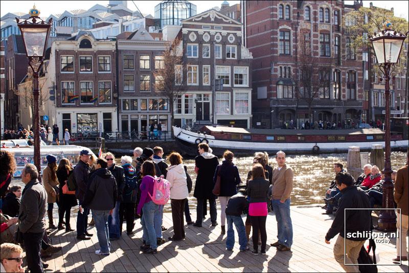 Nederland, Amsterdam, 20 april 2013