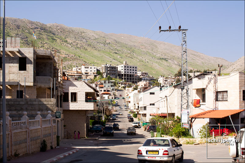 Israel, Majdal Al-Shams, 29 april 2013