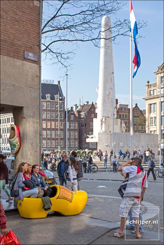Nederland, Amsterdam, 5 mei 2013