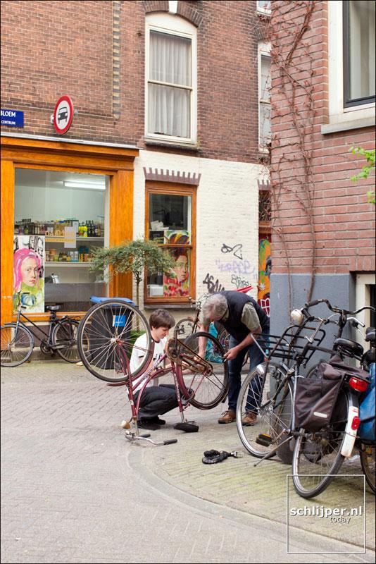 Nederland, Amsterdam, 6 mei 2013