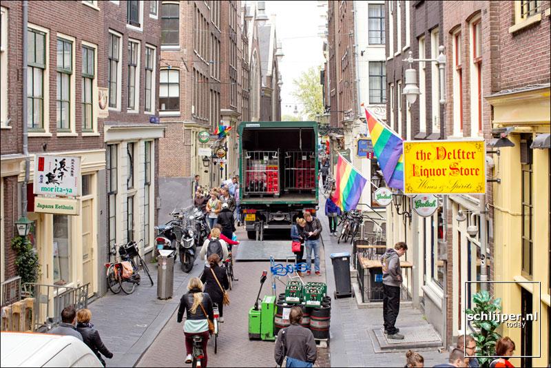 Nederland, Amsterdam, 10 mei 2013
