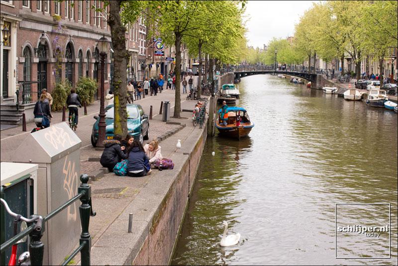 Nederland, Amsterdam, 12 mei 2013