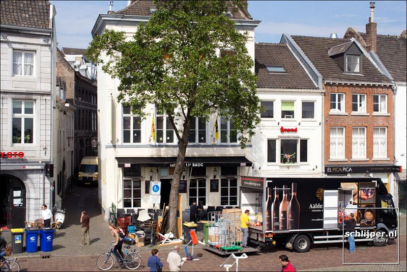 Nederland, Maastricht, 27 mei 2013