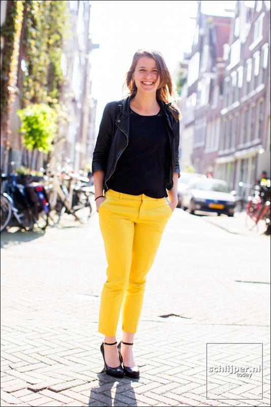Nederland, Amsterdam, 28 mei 2013