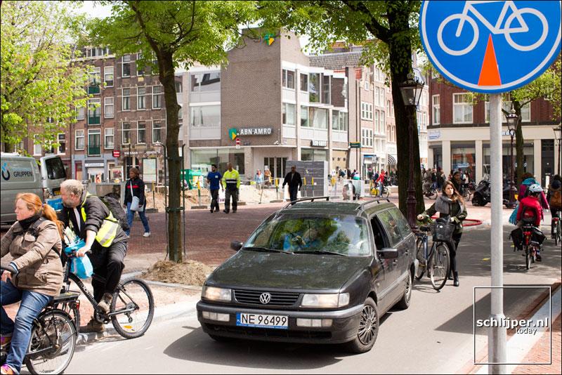 Nederland, Amsterdam, 30 mei 2013
