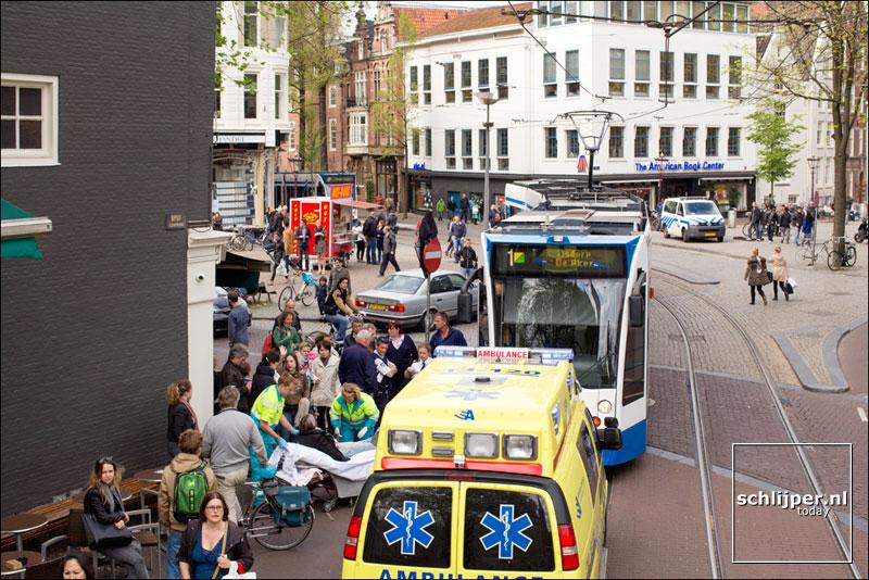 Nederland, Amsterdam, 1 juni 2013