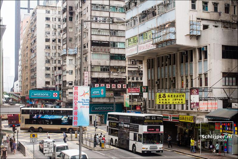 China, Hong Kong, 4 juni 2013
