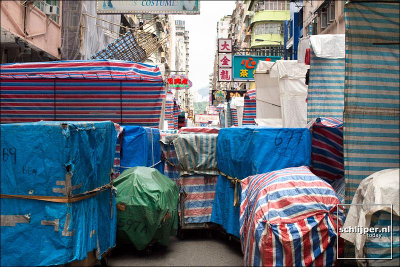 China, Hong Kong, 8 juni 2013