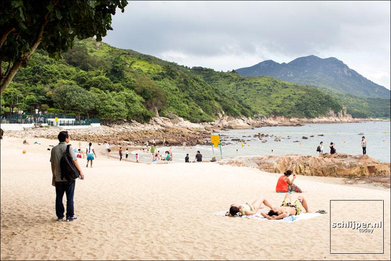 China, Hong Kong, Lamma Island, 8 juni 2013