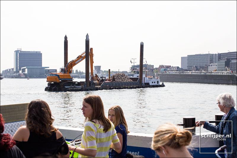 Nederland, Amsterdam, 5 juli 2013