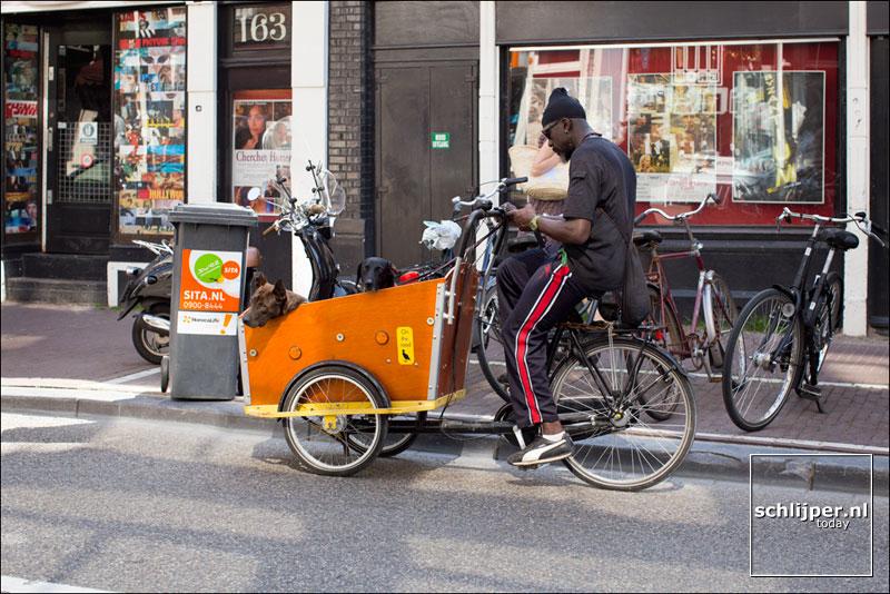 Nederland, Amsterdam, 9 juli 2013