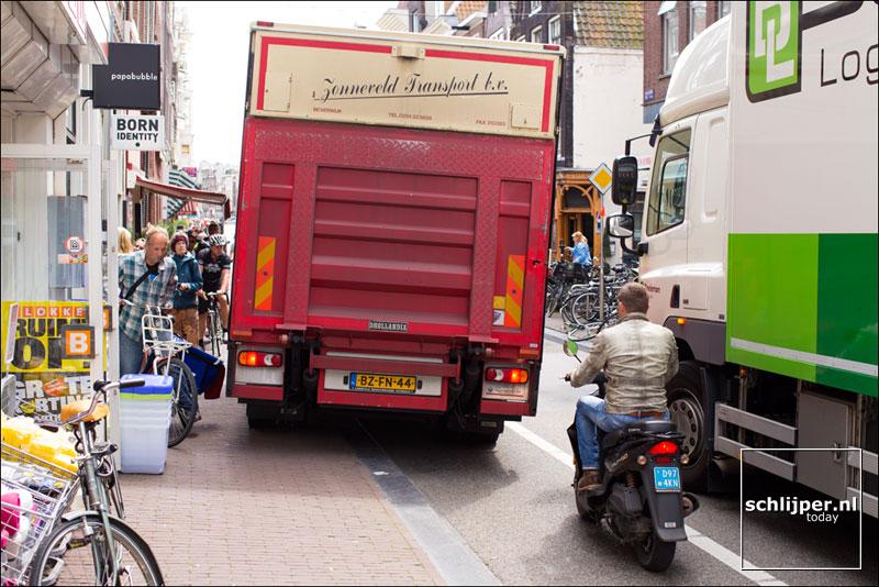 Nederland, Amsterdam, 10 juli 2013