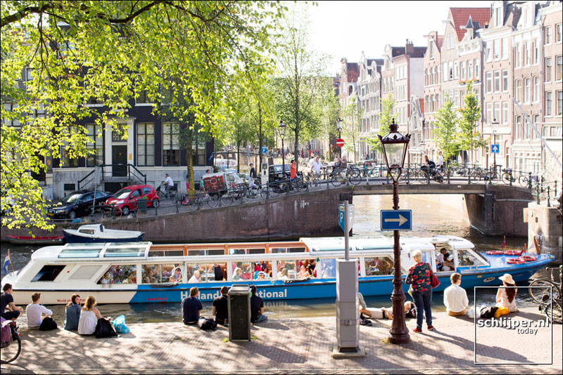 Nederland, Amsterdam, 19 juli 2013
