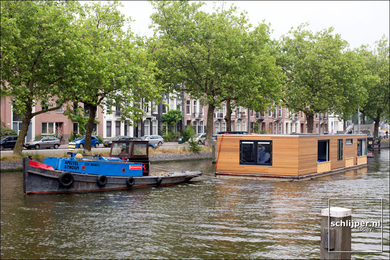 Nederland, Amsterdam, 24 juli 2013