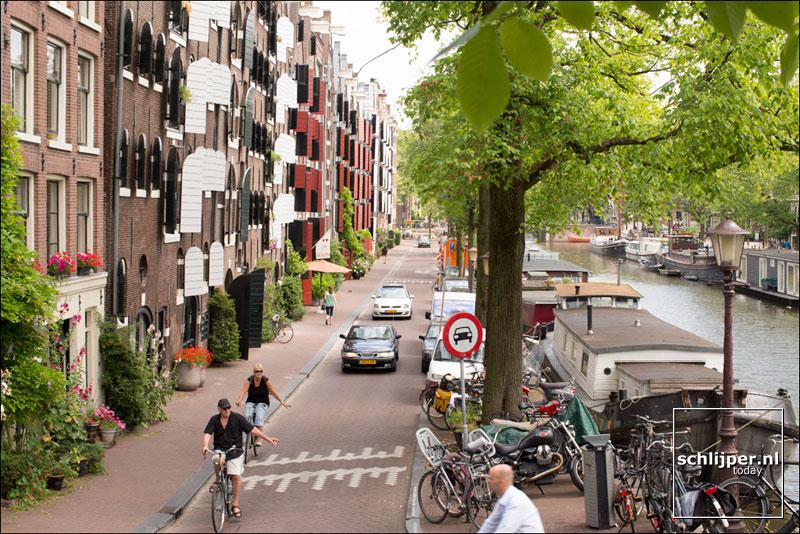 Nederland, Amsterdam, 25 juli 2013