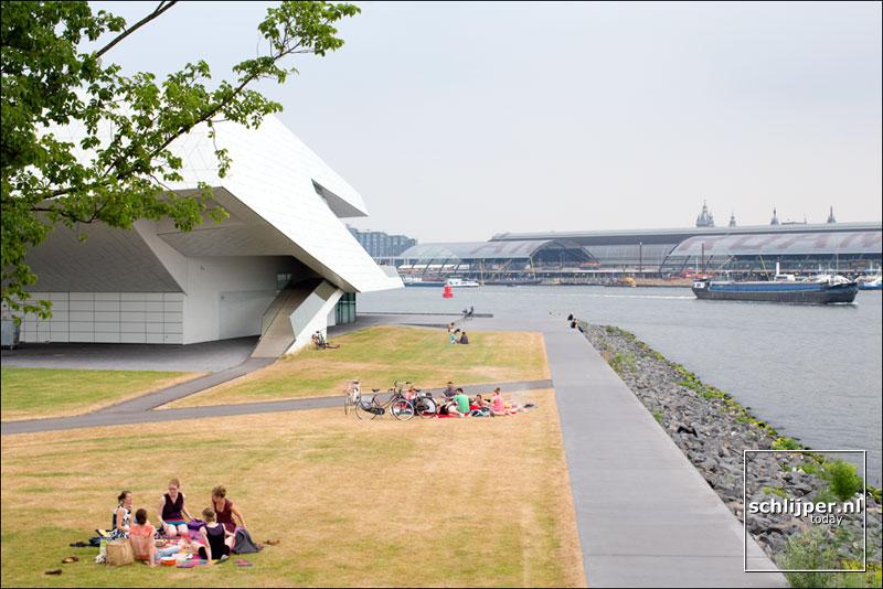 Nederland, Amsterdam, 26 juli 2013