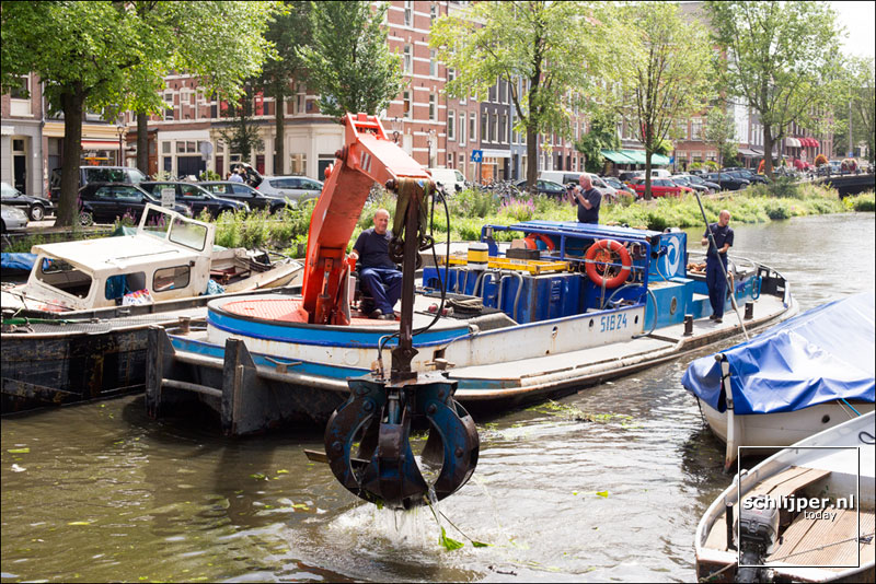 Nederland, Amsterdam, 31 juli 2013