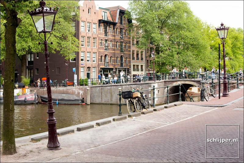 Nederland, Amsterdam, 5 augustus 2013