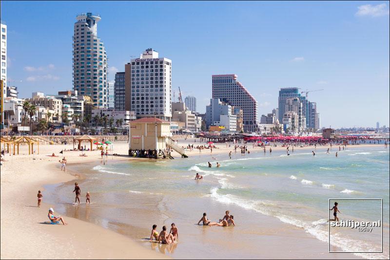 Israel, Tel Aviv, 7 augustus 2013