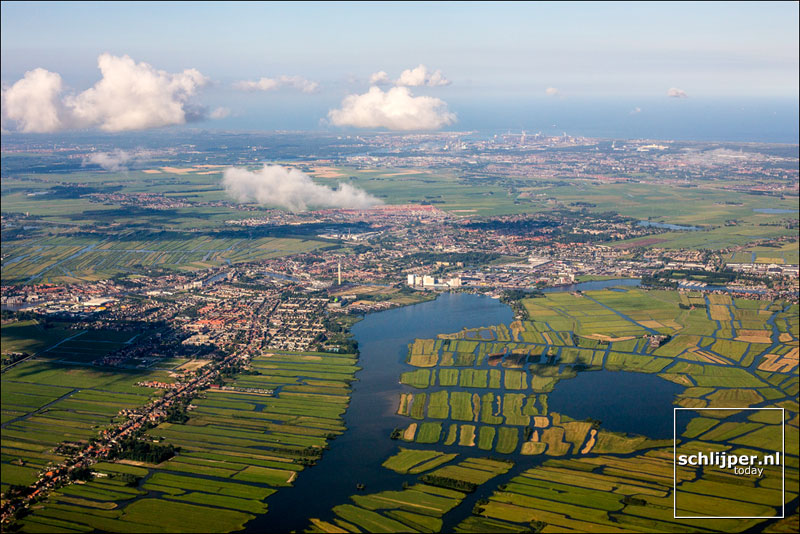 Nederland, Wormerveer, 14 augustus 2013