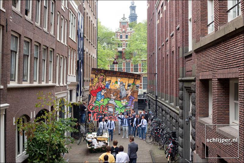 Nederland, Amsterdam, 15 augustus 2013