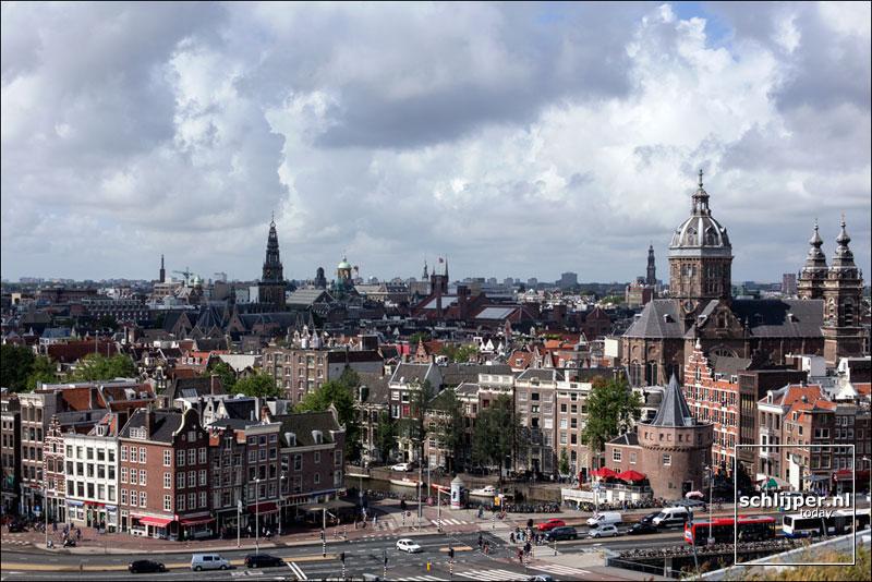 Nederland, Amsterdam, 18 augustus 2013