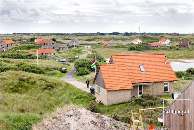 Nederland, Midsland aan Zee, 19 augustus 2013