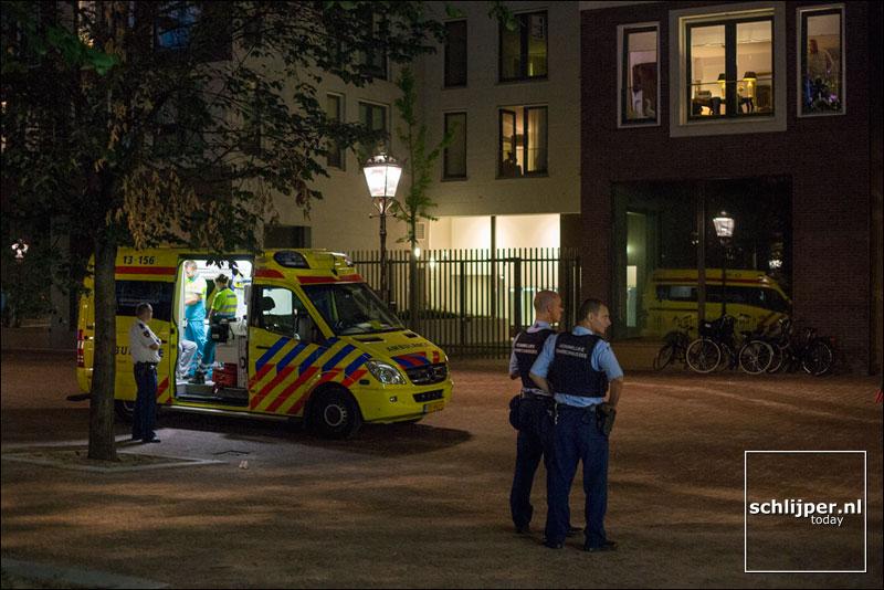 Nederland, Amsterdam, 20 augustus 2013