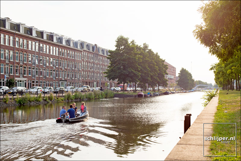 Nederland, Amsterdam, 25 augustus 2013