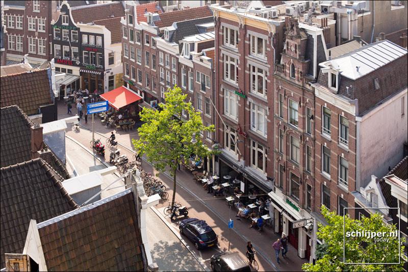 Nederland, Amsterdam, 4 september 2013