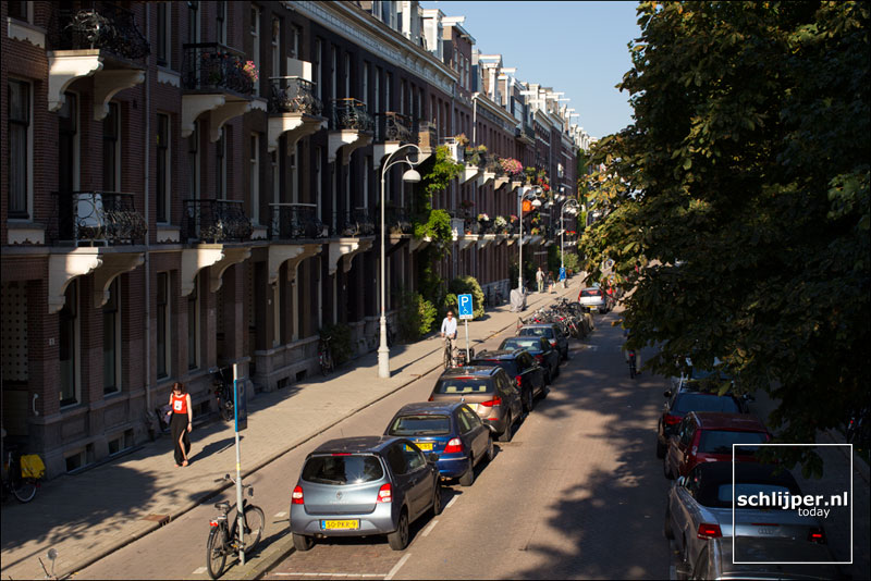 Nederland, Amsterdam, 5 september 2013