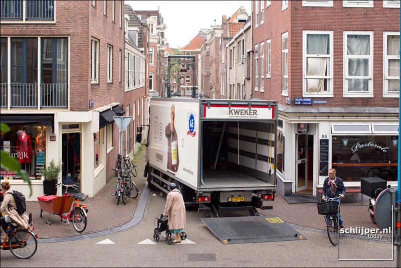 Nederland, Amsterdam, 13 september 2013