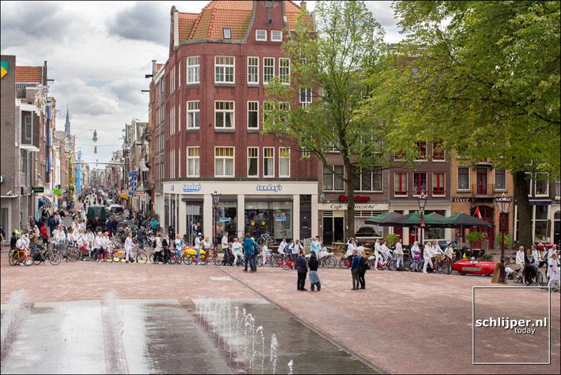 Nederland, Amsterdam, 15 september 2013
