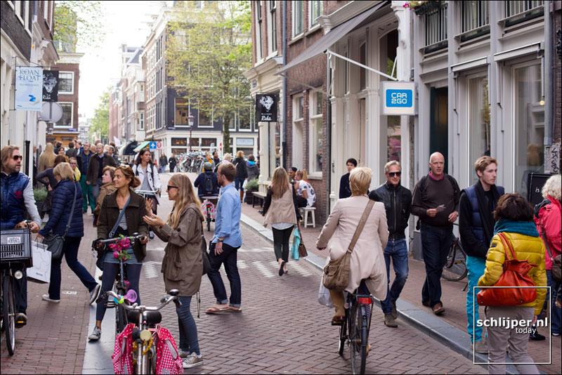 Nederland, Amsterdam, 21 september 2013