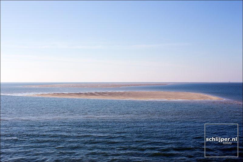 Nederland, Waddenzee, 28 september 2013