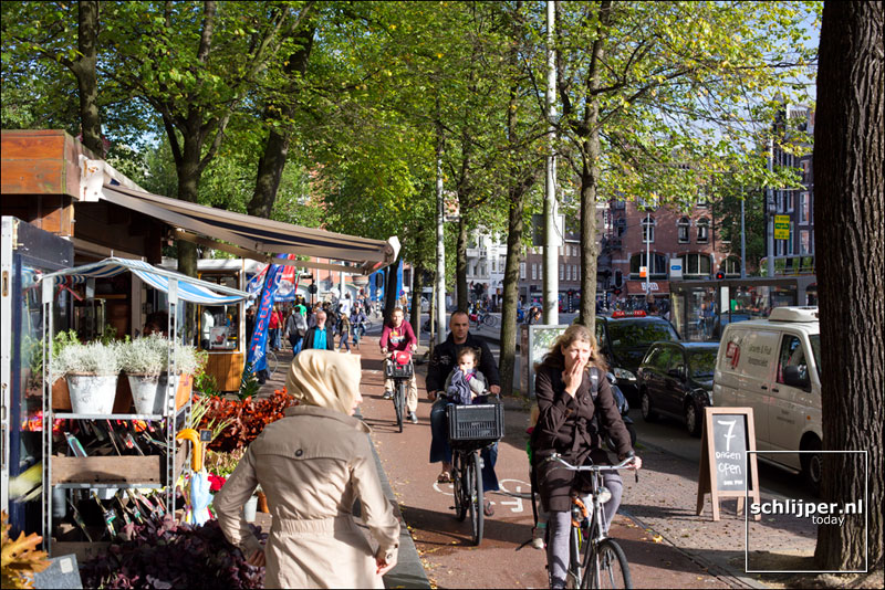 Nederland, Amsterdam, 5 oktober 2013