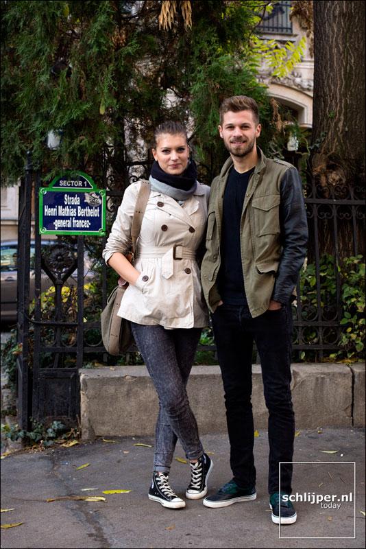 Roemenie, Boekarest, 26 oktober 2013
