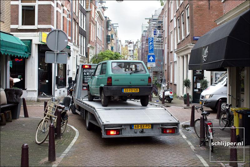 Nederland, Amsterdam, 5 november 2013
