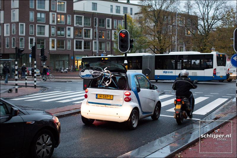 Nederland, Amsterdam, 6 november 2013