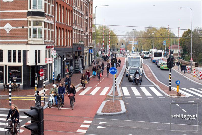 Nederland, Amsterdam, 8 november 2013