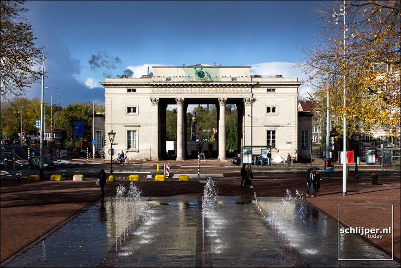 Nederland, Amsterdam, 10 november 2013