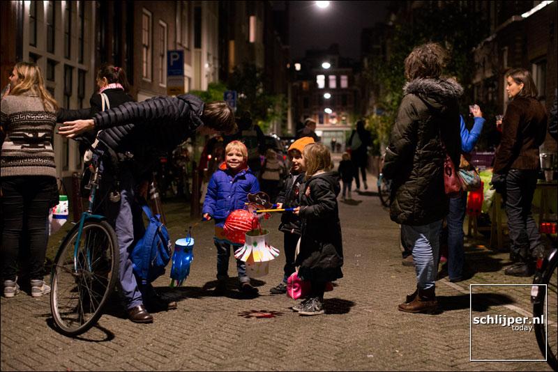 Nederland, Amsterdam, 11 november 2013