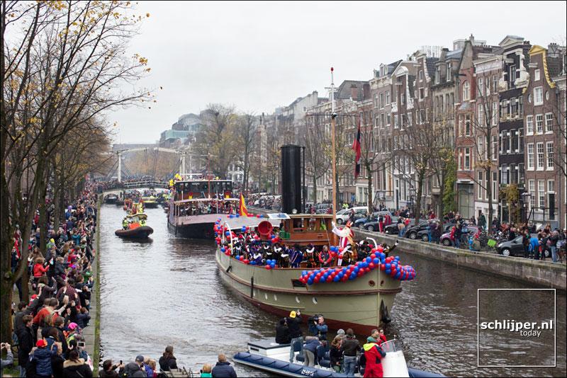 Nederland, Amsterdam, 17 november 2013