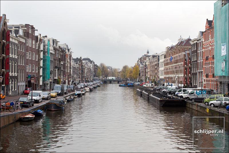 Nederland, Amsterdam, 19 november 2013