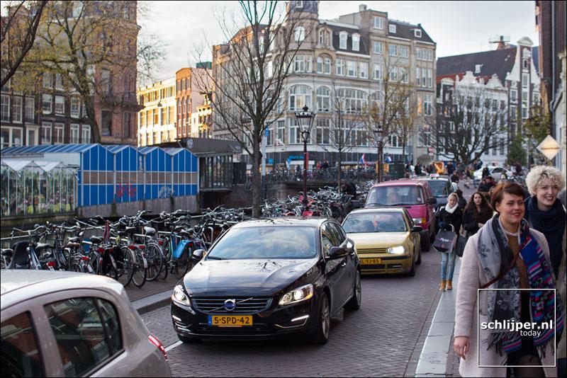 Nederland, Amsterdam, 23 november 2013