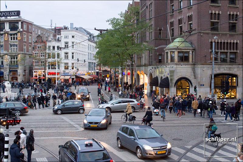 Nederland, Amsterdam, 24 november 2013