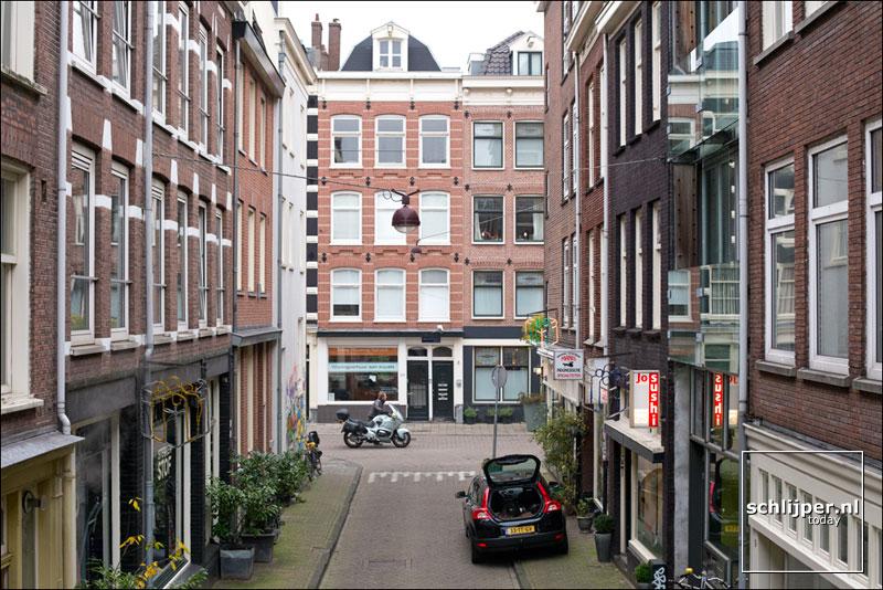 Nederland, Amsterdam, 3 december 2013