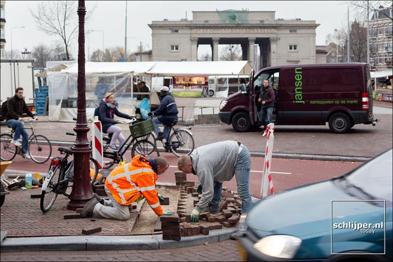 Nederland, Amsterdam, 4 december 2013